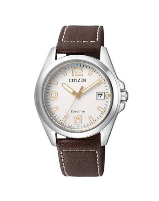 NEW Citizen Ladies Stainless Steel Eco-Drive Dress Watch - FE6030-01A