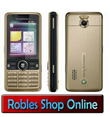 Sony Ericsson G700 Silk Bronze (Ohne Simlock) Smartphone 3G 3,2MP Touch TOP OVP