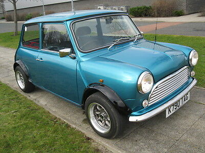 1993  Mini 1275  Fully Restored Many Uprated Parts Totally Immaculate Car