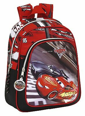 CARS 3 Mochila Infantil adaptable a carro// Small Rucksack