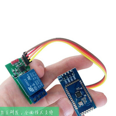 5V Wireless Bluetooth Relay Smart Home Android Cell Phone Remote Control Switch