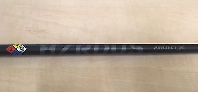 NEW Project X HZRDUS 6.0 X-Stiff Flex 62gram Low Spin Driver Shaft - TaylorMade