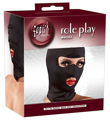 Mask incl. Blindfold - 2491168 1001