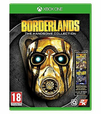 Borderlands The Handsome Collection Xbox One - Brand New and Sealed