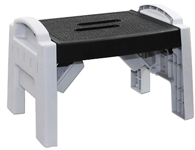 """Heavy Duty Multi-Purpose Folding Step Mobility Kitchen 9"""" High Disabled"""