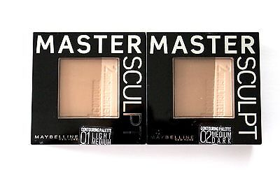 Maybelline New York Master Sculpt Contouring Palette - Please Choose Shade: