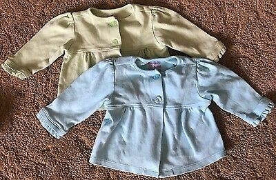 Used Baby 6-9 Month Sweater Clothes Dress Outfit Shirt