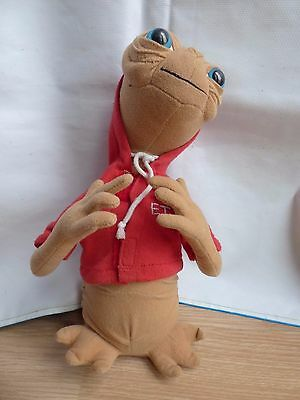 VINTAGE RETRO 80s E.T EXTRA TERRESTRIAL FIGURE DOLL SOFT TOY OLD RARE ORIGINAL