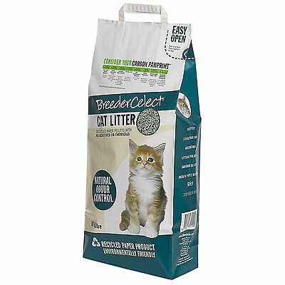 Breeder Celect Cat Litter | 20L
