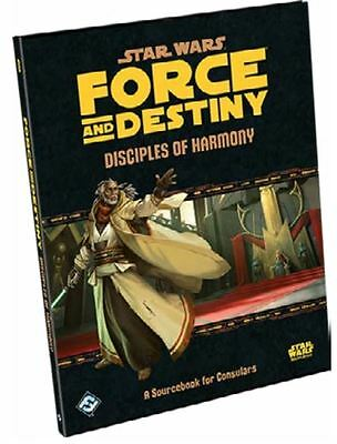 Star Wars Force and Destiny RPG - Disciples of Harmony - Sourcebook