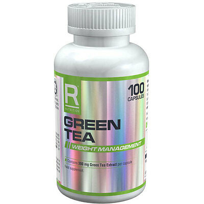 Reflex Nutrition Green Tea - 100 x 300mg Caps