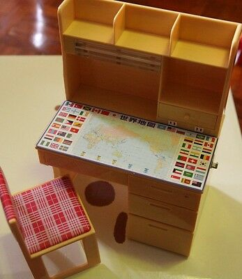 Neo blythe doll rement accessory miniature student desk