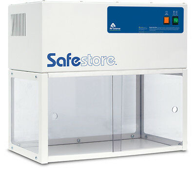 New Compact Ventilated Chemical Storage Cabinet / Fume Cupboard
