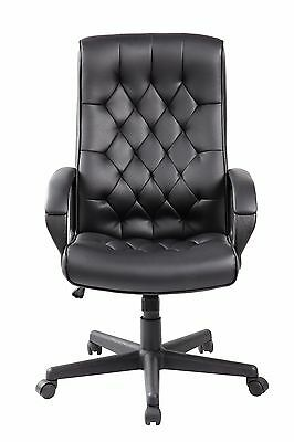 Chair Computer Office Desk High Back Ergonomic Executive Swivel Black Managerial