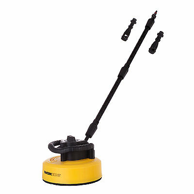 Pressure Washer Rotary Surface Patio Cleaner for KARCHER K2 K3 K4 K5 & Parkside
