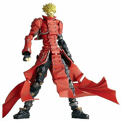 Kaiyodo Trigun the Movie Revoltech Yamaguchi No.91 Vash the Stampede reproduct