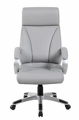 Chair Computer Gaming Office Desk High Back Ergonomic Swivel Executive Task Seat
