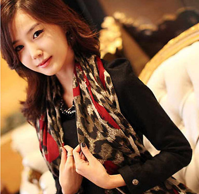 Ladies Scarf Scarves Scarve Womens Girls Fashion New Chiffon Soft Shawl Wrap