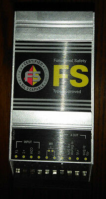 Moore Industries FS Functional Safety Series Relay NEW STA/HLPRG/3PRG/U