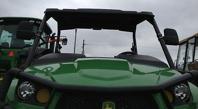 Side View Mirror Set for John Deere HPX Series XUV Gator, Heavy Duty, Large Size