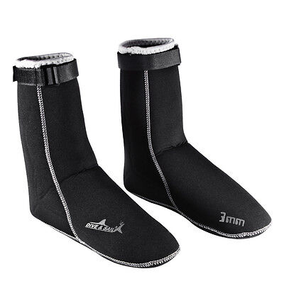 3mm Diving Scuba Surfing Swimming Socks Water Sports Snorkeling Boots S OS840