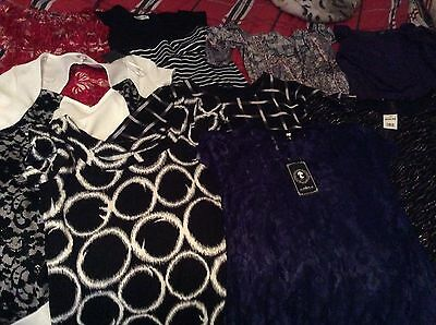 Joblot Of Ladies Clothes New Size 12/14 Carboot Market