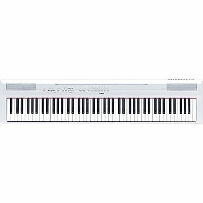 YAMAHA P-115WH 88-Key Digital Piano / P Series P115 / Electronic Keyboards EMS