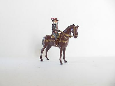 Toy Soldiers - Britains Mounted figure - 54mm lead