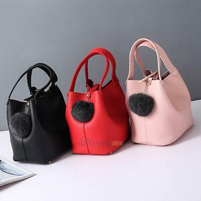 Women Handbag Shoulder Bags Tote Purse PU Leather Messenger Hobo Bag Satchel Bag