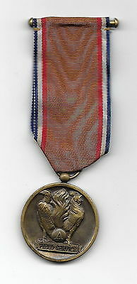American Field  Service Medal For Volunteer Ambulance Corps