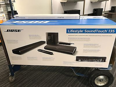 Bose Lifestyle SoundTouch 135 III  Home Entertainment system WIFI  BLUETOOTH NEW