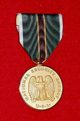 National Scurity Agency Medal