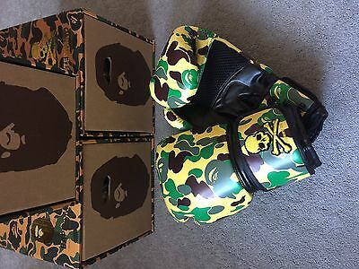 Bape X Mastermind Boxing Gloves One Size Fits Up To Size Large 16Oz