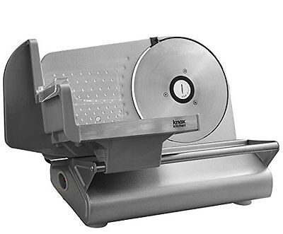 Electric Meat Slicer Deli Commercial Food Industrial Restaurant Cutter Blade