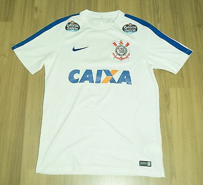 Corinthians Nike Player Issue 2017 Training top Size Medium