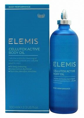 Ellemis Cellutox Active Body Oil  - Women's For Her. New. Free Shipping