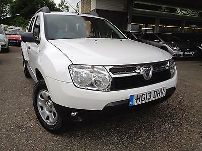 2013 Dacia Duster Ambiance 1.5 Dci 40000 Miles Hatchback Diesel