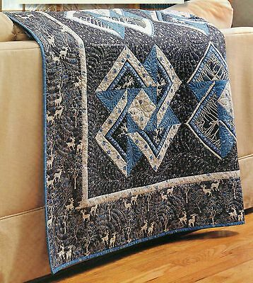 Ice Castles Quilt Pattern Pieced PC