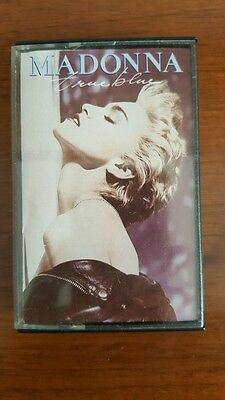Madonna True Blue CASS US 25442-4  Rebel Heart