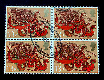 GREAT BRITAIN STAMP SC# 761 USED WITH Registered Mail CANCEL 1975