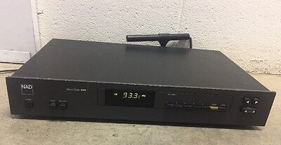 NAD 4150 AM-FM Stereo Tuner - Good Condition