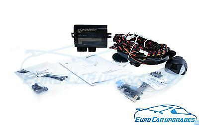 Volkswagen Tiguan tow bar wiring kit & module towbar kit LED OEM