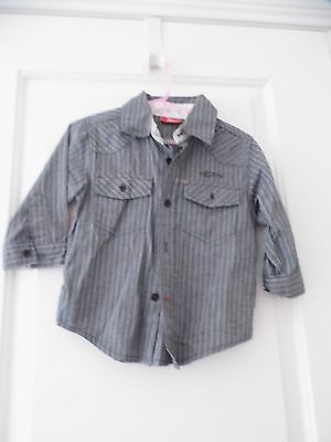 Sprout Baby Boy Long Sleeve Shirt Size 1