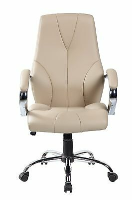 Chair Executive Office Computer Desk Swivel Ergonomic High Back Adjustable Seat