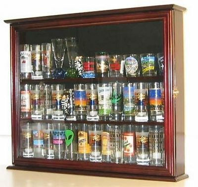 DisplayGifts Souvenir state Hard Rock Shot Glass & Tall Shooter Display CA2