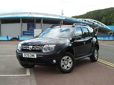 Dacia Duster 1.5 Dci 110Ps Ambiance 5Dr - Black