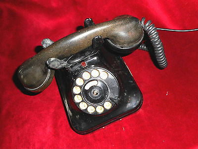Original old vintage telephone 40-50 years of the release of the Hungary.