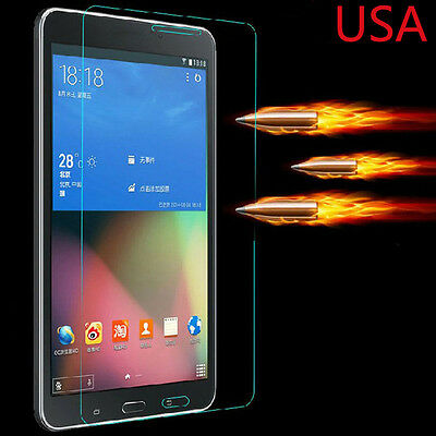 Premium Tempered Glass Screen Protector for Samsung Galaxy Tab 4 8.0 SM-T330NU