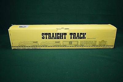 12 pieces AristoCraft Trains G scale straight track - 2' ART-11060
