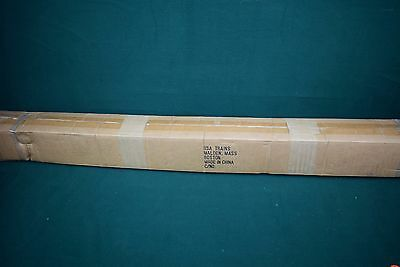 """6 pieces USA Trains G scale straight track - 60"""" / 5' R81065"""